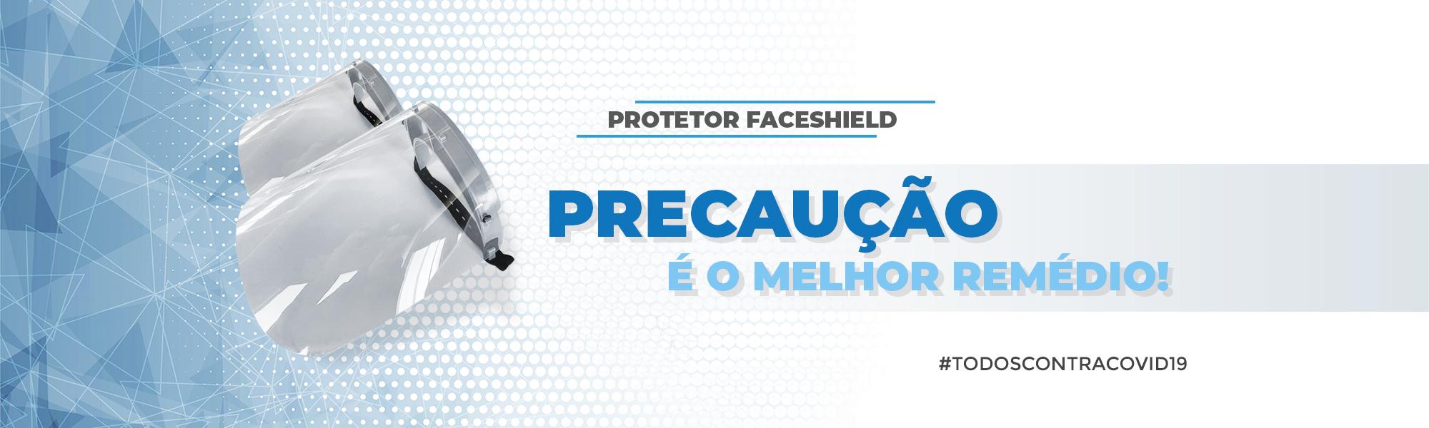 Protetor Faceshield